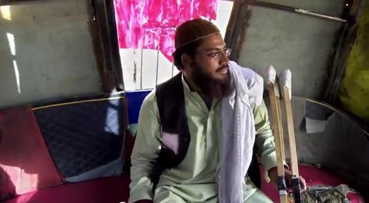 Qari Aqeel, Teacher at a Madrassa in Karachi