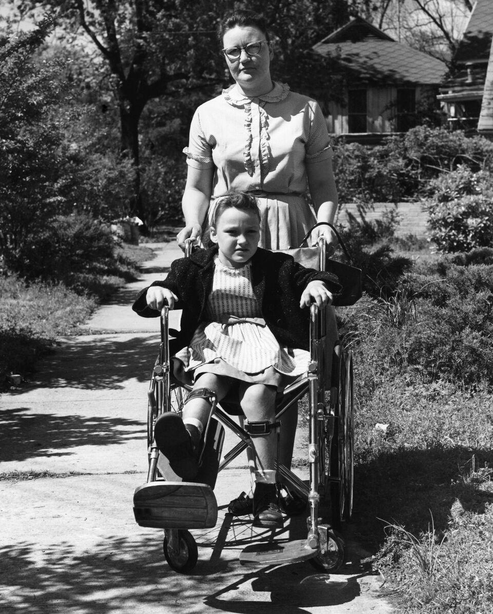 Poliomyelitis history 6