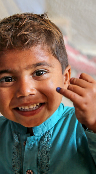GPEI – Global Polio Eradication Initiative