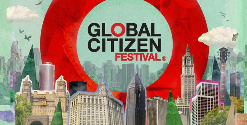 Sixty thousand people attended the Global Citizen Festival to help fight extreme poverty and inequality around the world.