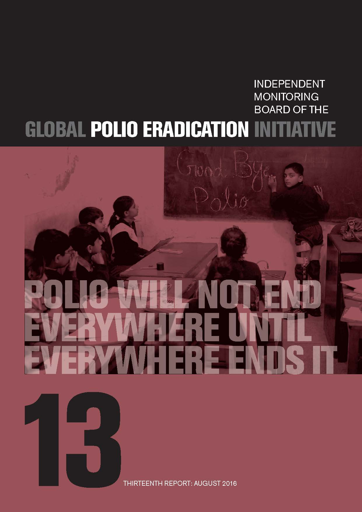 gpei global polio eradication initiative report
