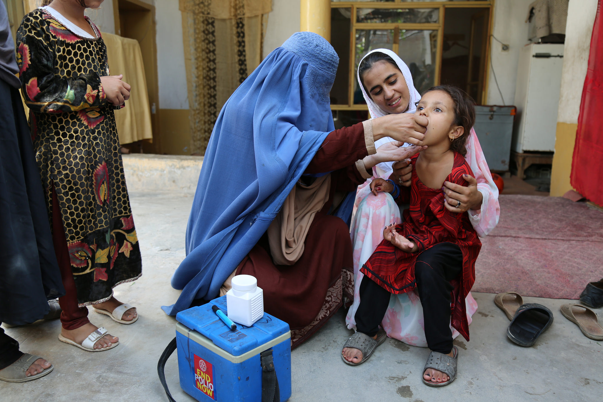 © WHO Afghanistan/S. Ramo