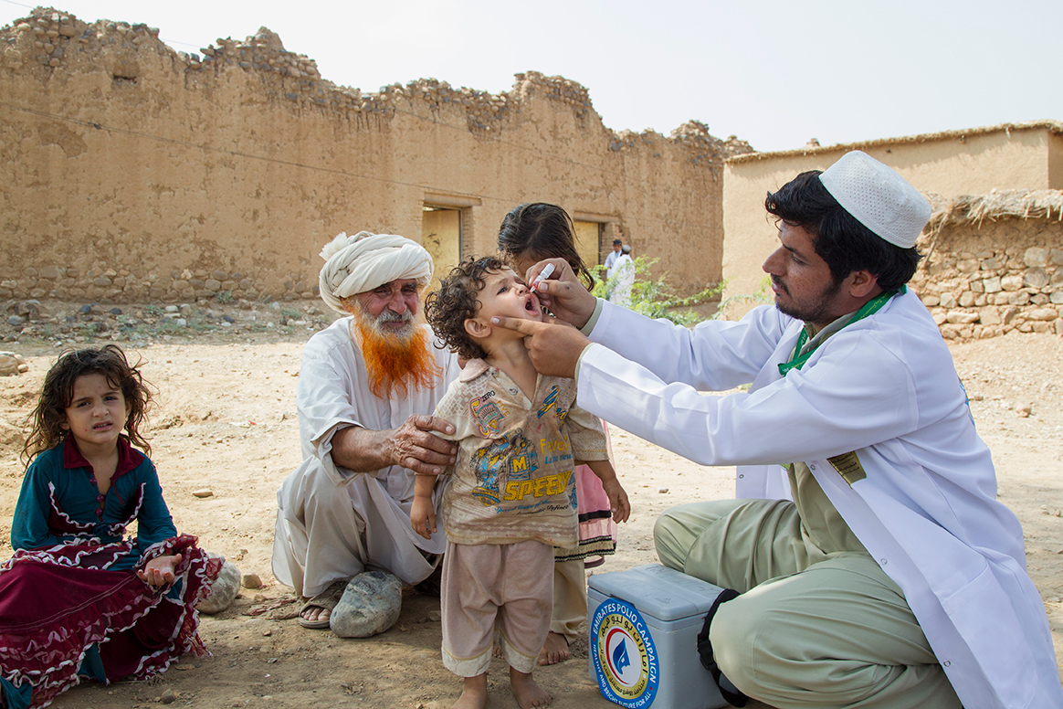 UAE Leadership Supports Delivery of 281 Million Vaccines to