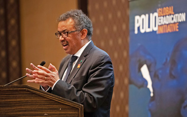 Japan gives US$ 33 3 million in emergency polio funding – GPEI