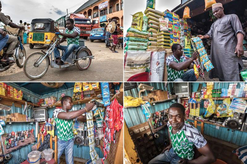 Aliyu Issah is now a strong advocate for polio immunization. © Rotary International